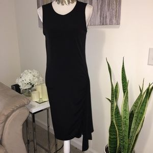 Michael kors with side ruffles size M